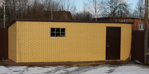 Фасадные панели Брик Панель